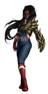Anthem, Chef des super-héros les Parangons