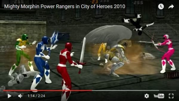 Imitations de Héros dans COH
