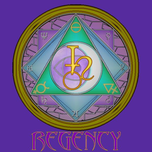 Logo du Regency