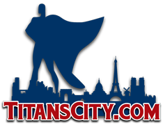 Logo titanscity city of titans mmo rpg hero