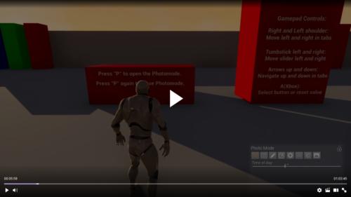 Outil de screenshot de City of titans
