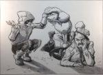 Comics : Infos sur Hijinx et un dessin original