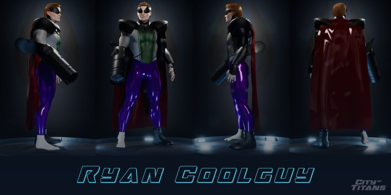 News-Ryan-Coolguy-by-Ryan-Q-North-personnage-city-of-titans