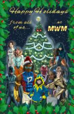 Joyeuses fêtes de Noël de la part de MWM