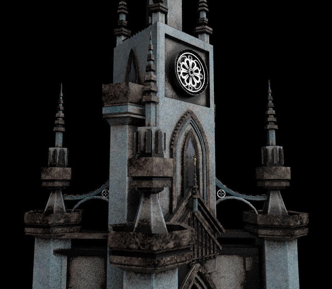 city of titans : la tour black star (black star tower)