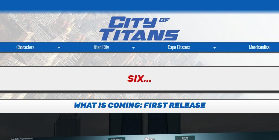 decompte city of titans site officiel