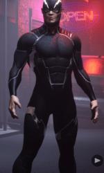 exemple de costume de city of titans