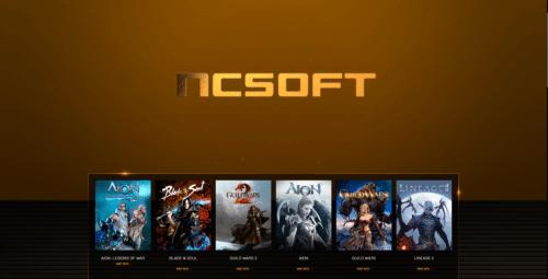 logo ncsoft
