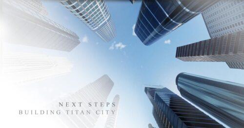 banniere titre prochaines etapes de city of titans