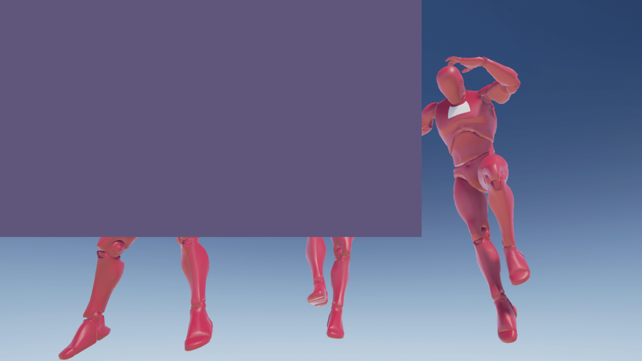 Animations de combat city of titans mage volant et postures